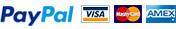 Logo des cartes de crédit acceptées en ligne par Themis