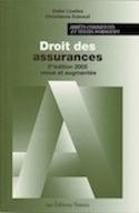 Couverture du livre Droit des assurances : arrêts commentés et textes normatifs